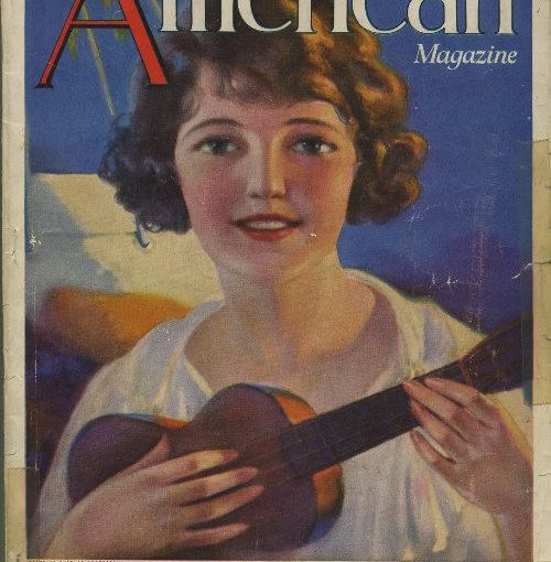 The American Magazine September 1922