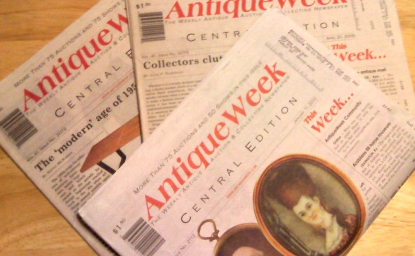 Publication Review: Antique Week