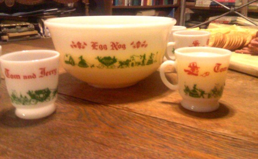 Appreciating Vintage Glass Punch Bowl Sets