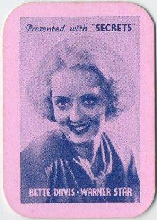 1935 Secrets Bette Davis