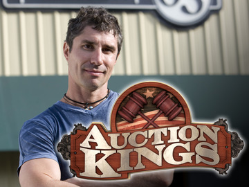 The Discovery Channel's Collecting Show Auction Kings