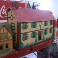 Vintage Paper Dollhouses