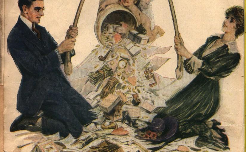 Celebrating The Wishbone (In Old Illustration)