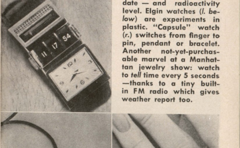 Vintage Watches Of The Future