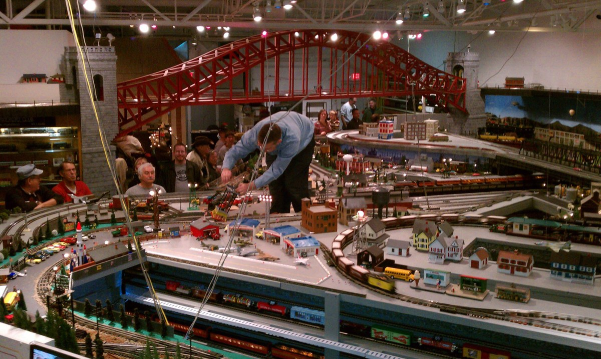 The State Of Affairs In Model Railroad Trains Inherited