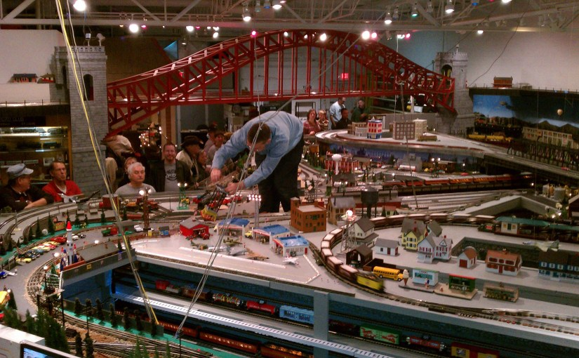 The State Of Affairs In Model Railroad Trains