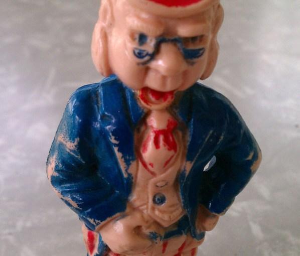 Vintage Tee-Vee Howdy Doody Toys