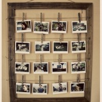 Country Rustic Display Frame