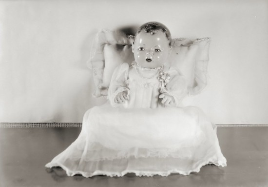 Vintage Composition (Doll) Photo