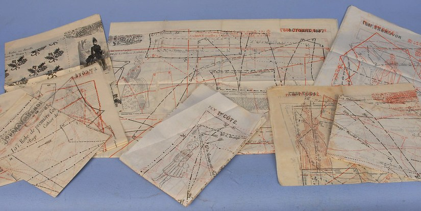 Fashion & Sewing Pattern History, Part Two
