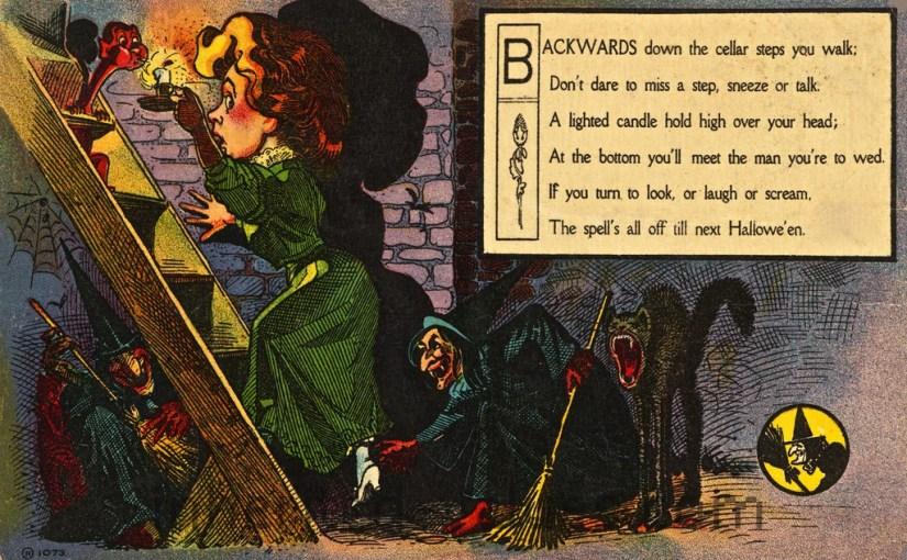 The Halloween Tradition Of Romantic Tricks & Treats