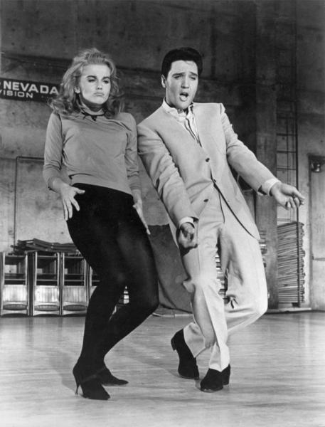 elvis and Ann-Margret dance in Viva Las Vegas