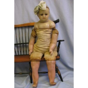 poured-montanari-wax-doll