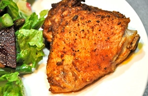 sweet and smokey chicken