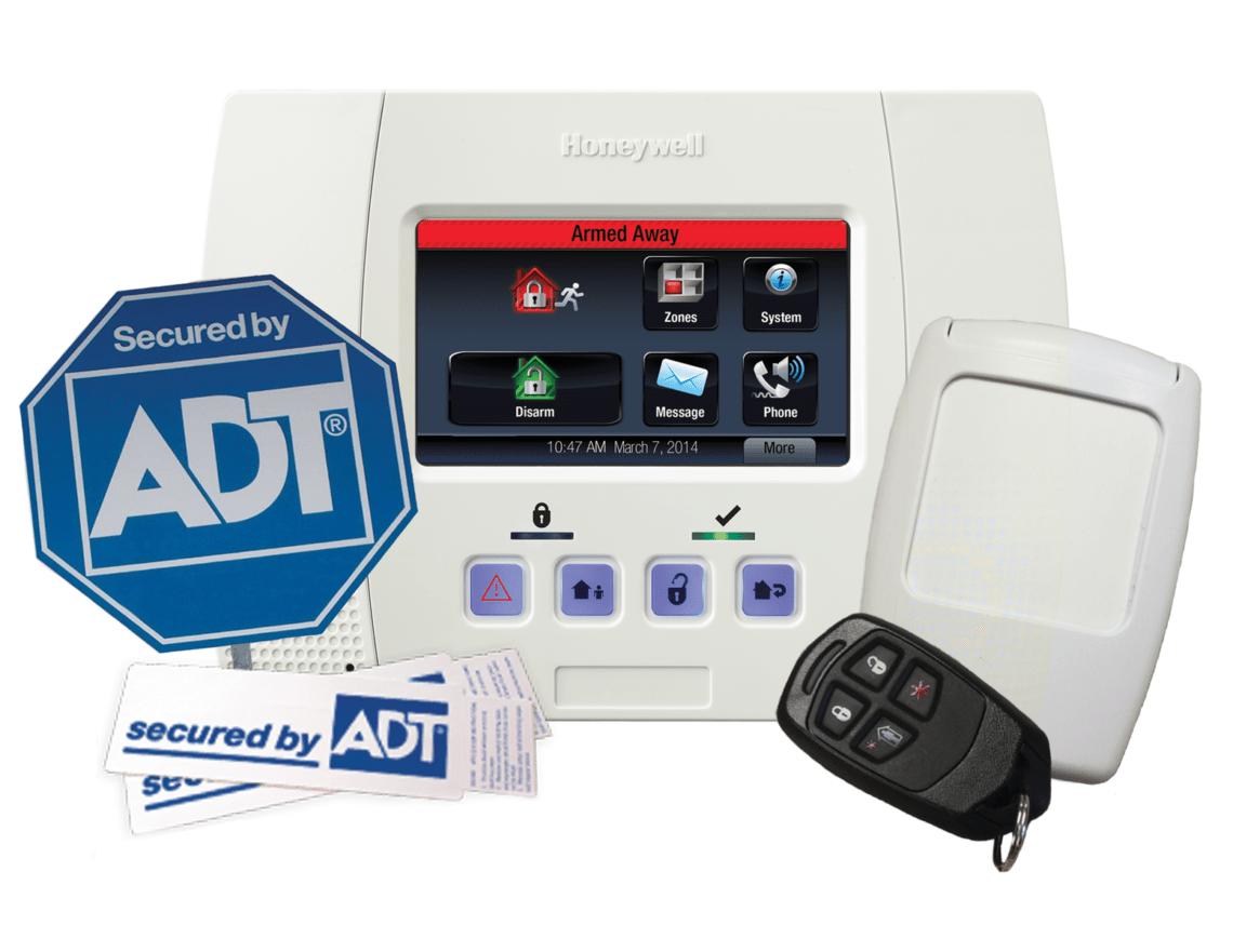 Adt Security Equipment