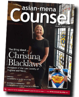 Asian-mena Counsel Jan 2019 Projects and Energy Christina Blacklaws
