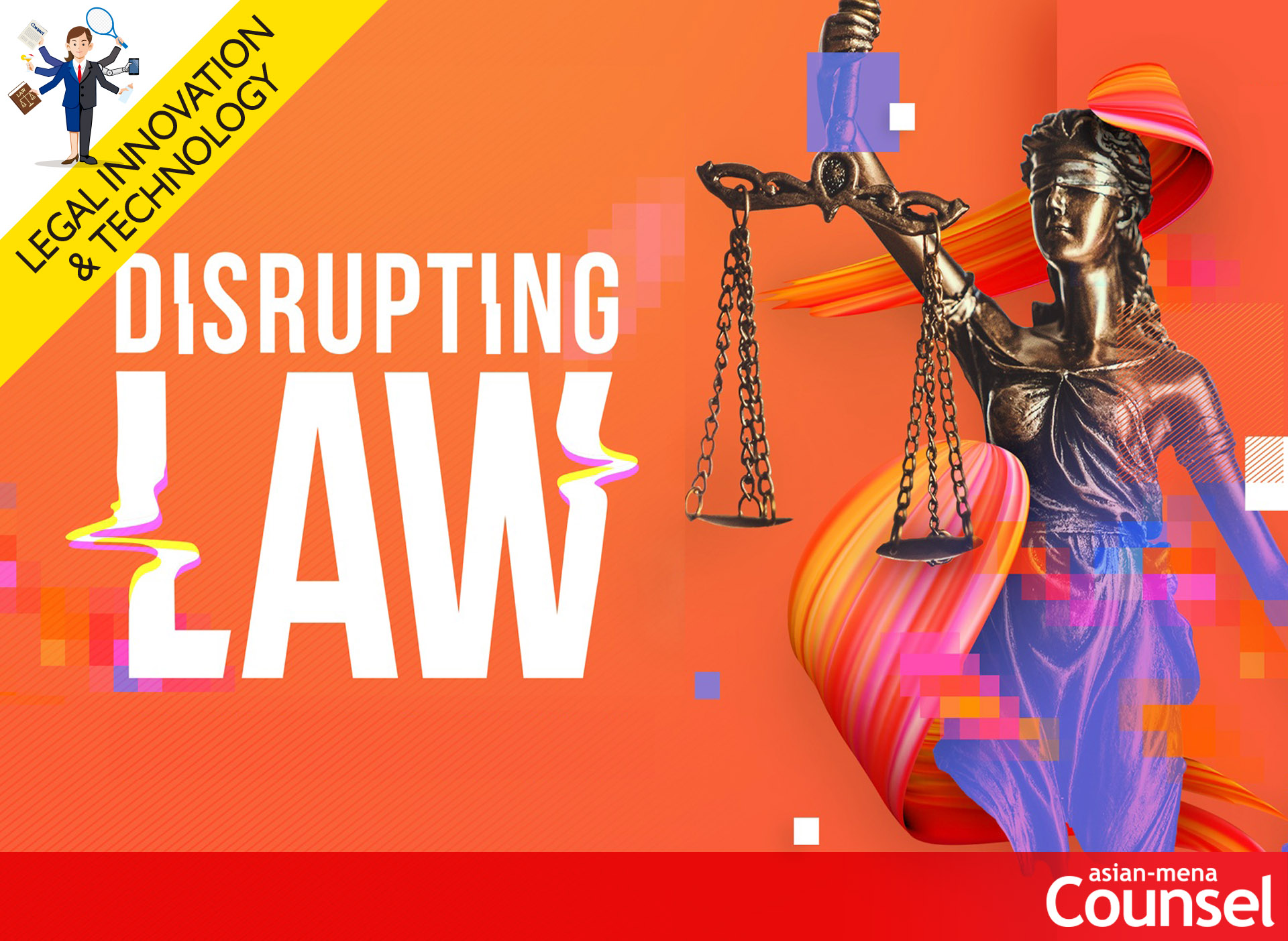 Disrupting the law-1