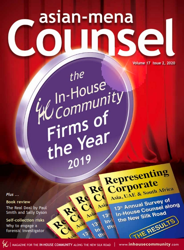 Asian-mena Counsel - Firms of the Year 2019