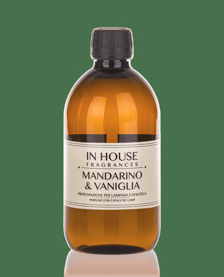 Mandarino & Vaniglia - Ricarica Catalitica 500 ml - In House Fragrances