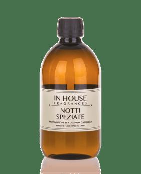 Notti Speziate - Ricarica Catalitica 500ml - In House Fragrances