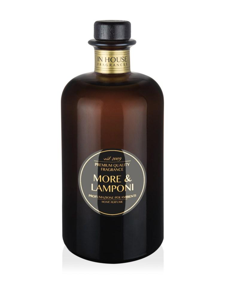More & Lamponi dark - Room diffuser 500ml - In House Fragrances Premium