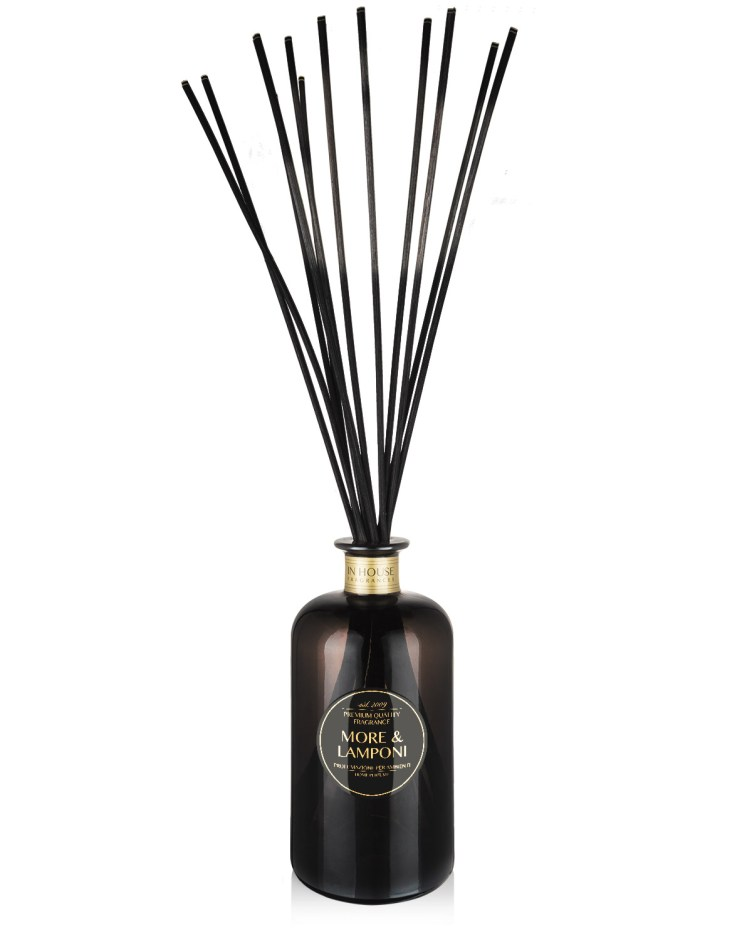 More & Lamponi dark - Room diffuser 500ml - In House Fragrances Premium