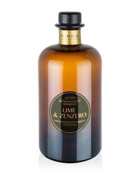 Lime Zenzero - Room fragrance 500ml - In House Fragrances Premium
