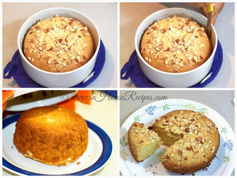 Easy Cake Recipes In Convection Microwave: How To Bake Cake In Lg Convection Microwave Oven