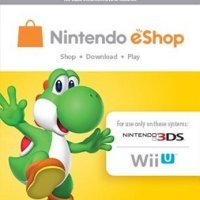 Nintendo ECash EShop Gift Digital