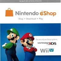 ECash Nintendo EShop Gift Digital