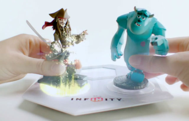 Disney Infinity personagens