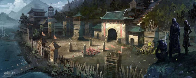 Assassin's Creed IV na China Medieval 001