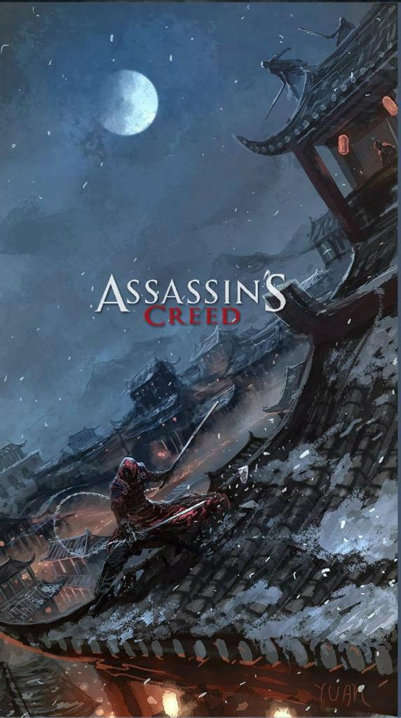 Assassin's Creed IV na China Medieval 003