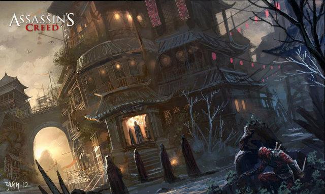 Assassin's Creed IV na China Medieval 007