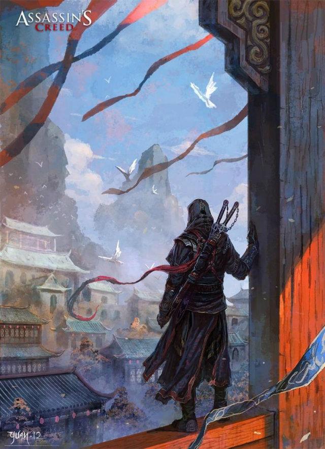 Assassin's Creed IV na China Medieval 009