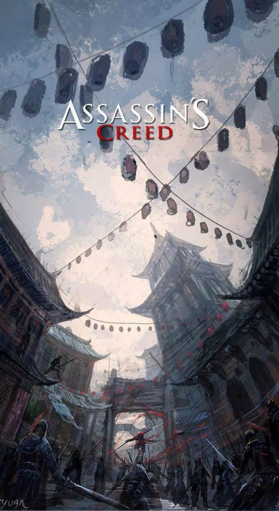 Assassin's Creed IV na China Medieval 012