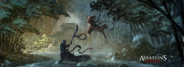 Assassin's Creed IV na China Medieval 020
