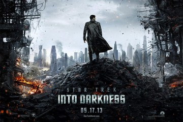 Star Trek: Into the Darkness - assista os trailers!