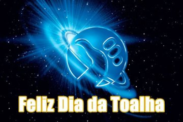 Feliz Dia da Toalha! Tributo a Douglas Adams
