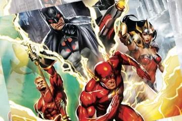 Nova animação da JLA: The Flashpoint Paradox