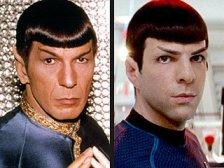 Zachary Quinto vs. Leonard Nimoy: qual o melhor Spock?