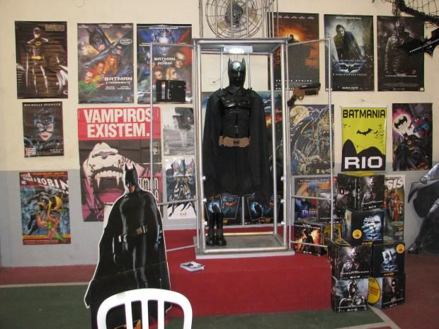 Comic Mania - Exposição do Batman