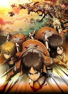 Protagonistas de Shingeki no Kyojin - Attack on Titan