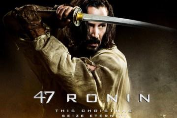 47 Ronin: Keanu Reeves volta como o escolhido em novo filme
