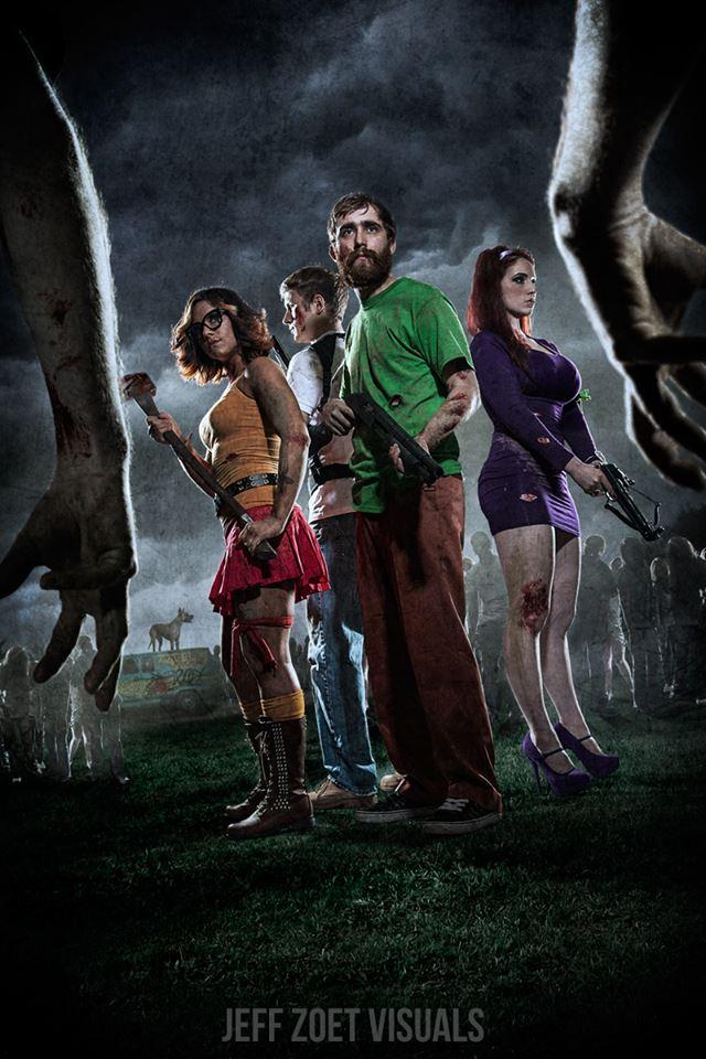 Scooby Doo Mystery Team  (1)