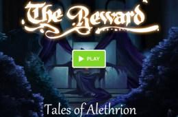 The Reward: Tales of Alethrion - mega animação inspirada em RPG