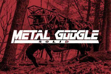 Metal Gear: Google entra para o ramo da robótica militar