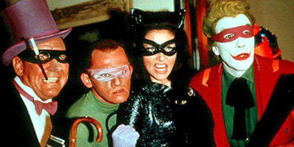 Os vilões de Batman, um show à parte