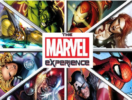 Marvel Experience: um Cirque du Soleil das HQs