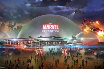 MARVEL EXPERIENCE: o circo dos heróis da Marvel